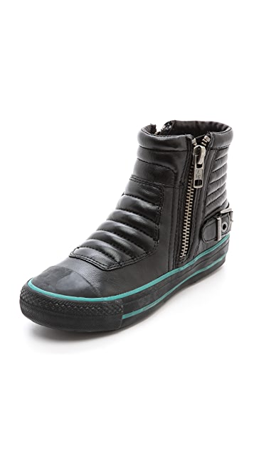 Ash Voxan High Top Sneakers