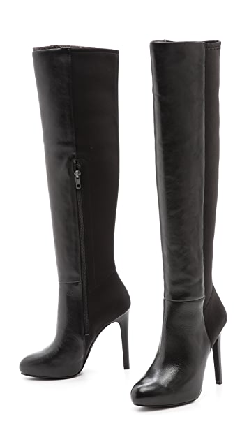Ash Betsy High Heel Stretch Boots