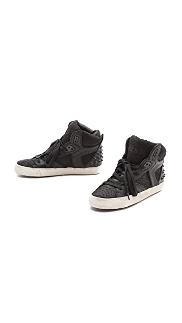 Ash Sonic High Top Sneakers