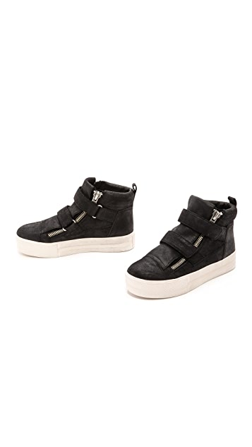 Ash Jump High Top Sneakers