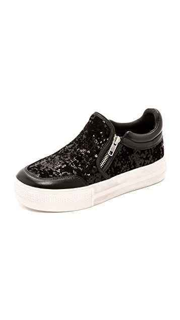 Ash Jordy Sequin Sneakers
