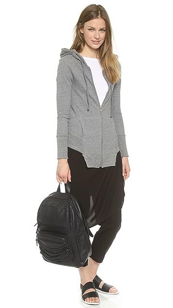 Ash Domino Chain Backpack