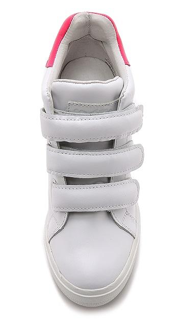 Ash Avedon Wedge Sneakers