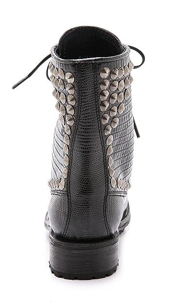 Ash Ralph Studded Boots