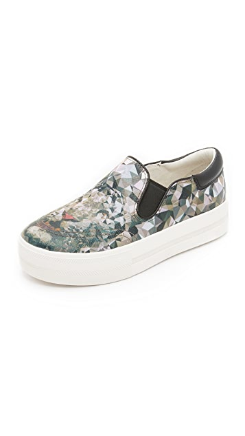 Ash Jam Slip On Sneakers