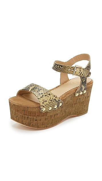 Ash Capri Flatform Sandals