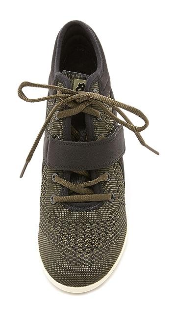 341bb9ae0c9a ... Ash Bebop Wedge Sneakers ...