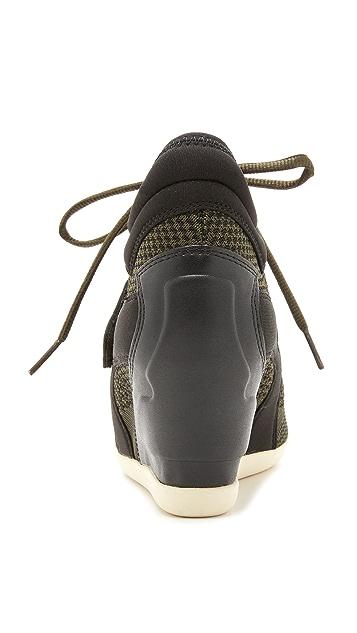 0919c8e80300 ... Ash Bebop Wedge Sneakers