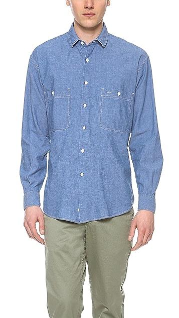 Aspesi Chambray Shirt