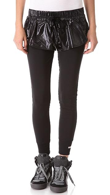 adidas by Stella McCartney Leggings with Shorts