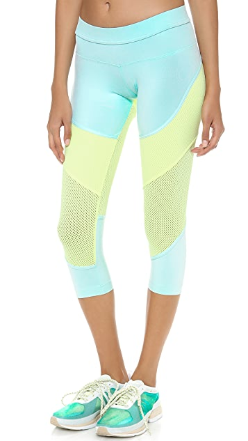 dbe3a4f452cd4 adidas by Stella McCartney Running 3/4 Leggings | SHOPBOP