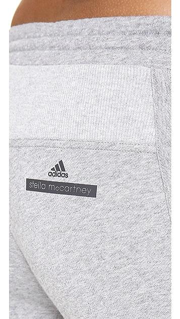 adidas by Stella McCartney 3/4 Sweatpants