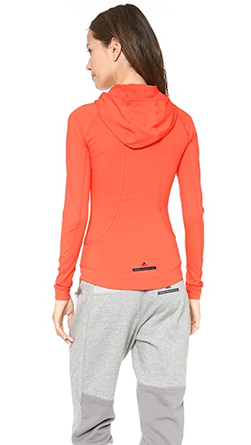 adidas by Stella McCartney Logo Long Sleeve Top