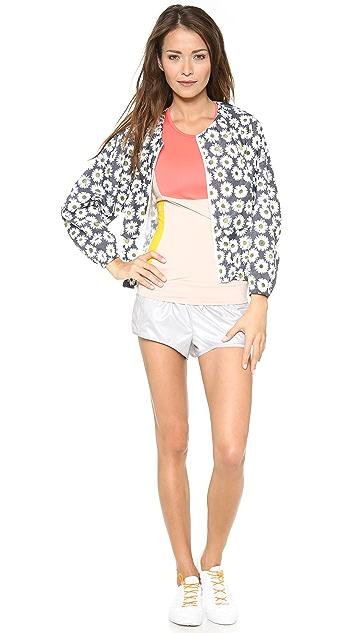 adidas by Stella McCartney Cropped Running Jacket