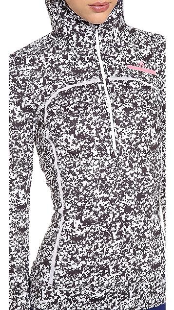 adidas by Stella McCartney Long Sleeve Running Hoodie