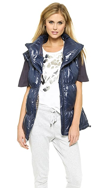 adidas by Stella McCartney Weekender Gilet Vest