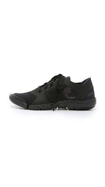 Adidas By Stella McCartney Ararauna Dance Sneakers Blackbold Onixsmoked Pink