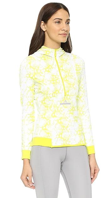 adidas by Stella McCartney Толстовка с капюшоном Essentials с длинными рукавами
