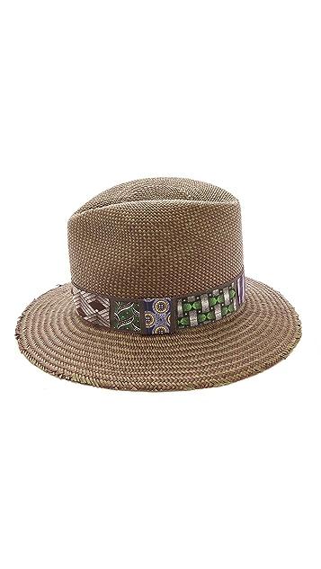 Albertus Swanepoel Bamako Hat