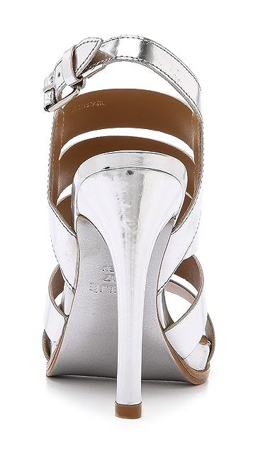 ATELJE 71 Soire Cage Heeled Sandals