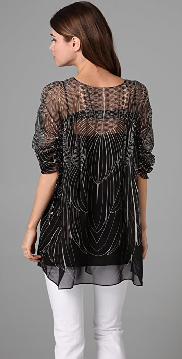 ALICE by Temperley Electra Top