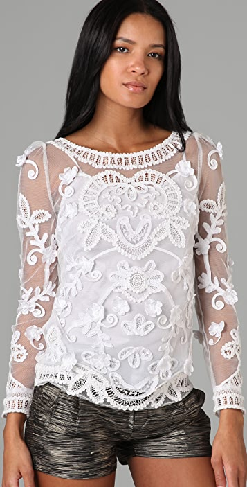 ALICE by Temperley Fabienne Top