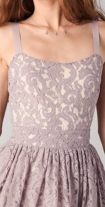 ALICE by Temperley Surya Lace Dress