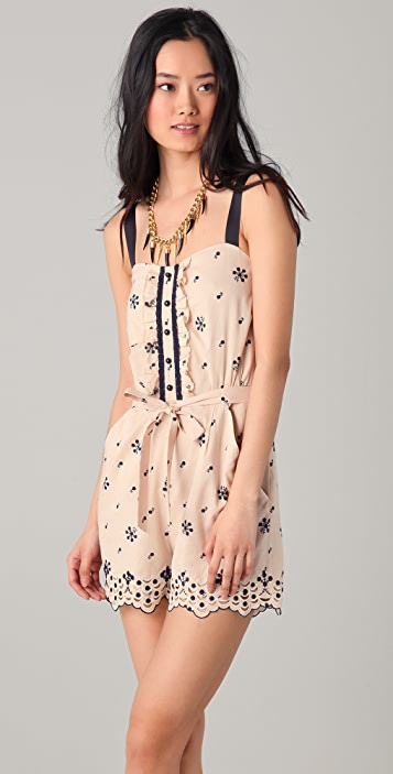ALICE by Temperley Poppy Romper