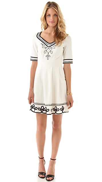 ALICE by Temperley Mini Blake Dress