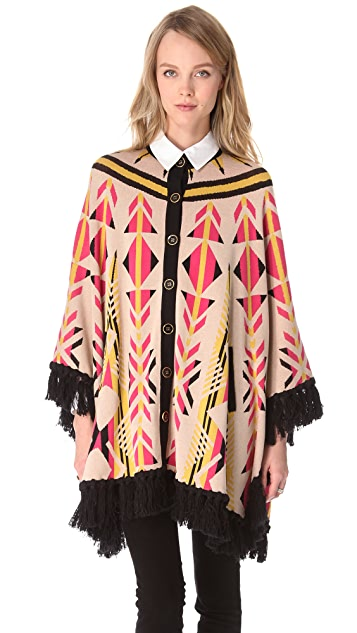 ALICE by Temperley Santos Poncho