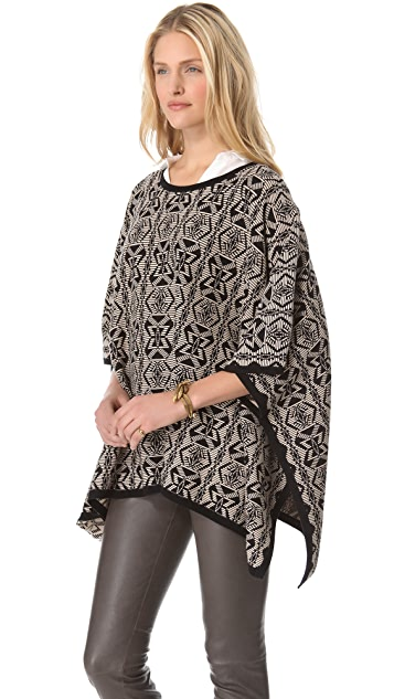 ALICE by Temperley Ricardo Knit Poncho