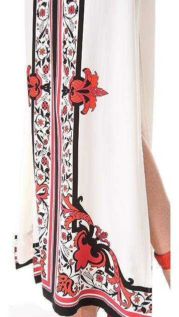 ALICE by Temperley Long Nijinsky Print Skirt