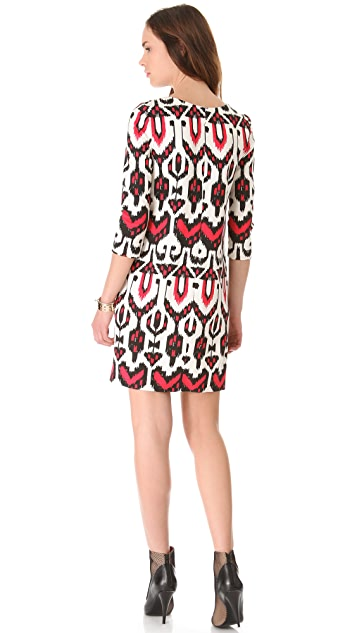 ALICE by Temperley Mini Sovereign Ponte Dress
