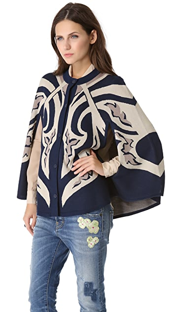 ALICE by Temperley Mikado Cape