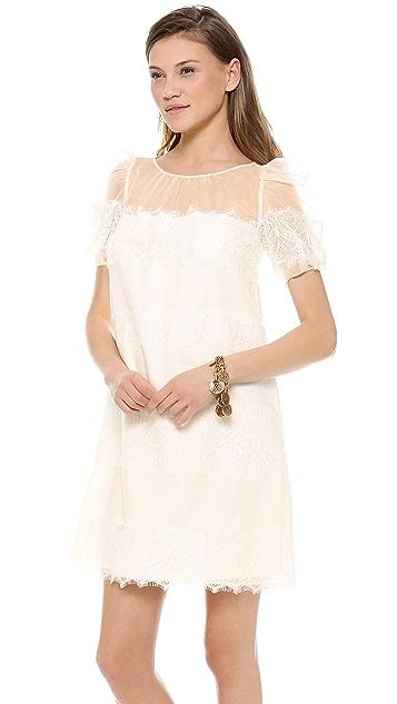 ALICE by Temperley Mini Fox Dress