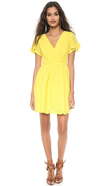 ALICE by Temperley Mina Tea Dress