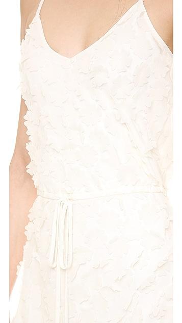 ALICE by Temperley Petal Maxi Dress