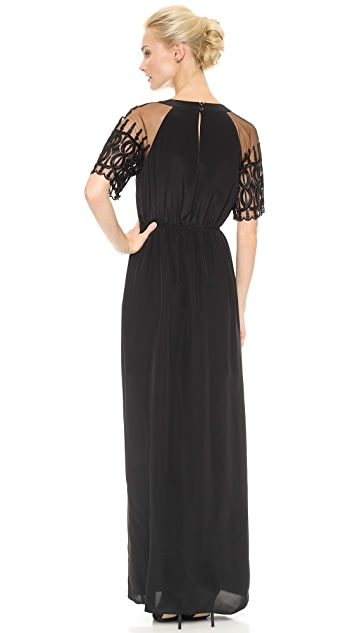 ALICE by Temperley Everette Maxi Dress