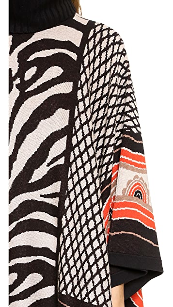 ALICE by Temperley Ali Poncho