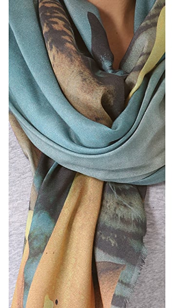 Athena Procopiou The Life of Pi Scarf