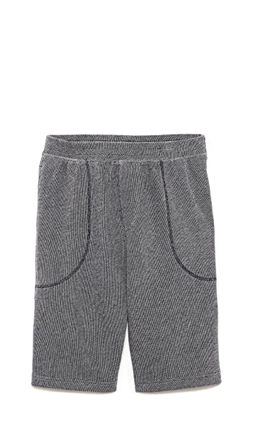 ATM Anthony Thomas Melillo French Terry Sweat Shorts
