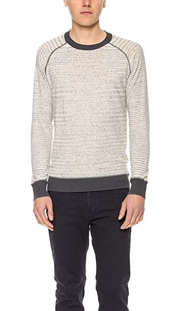 ATM Anthony Thomas Melillo Striped Sweater