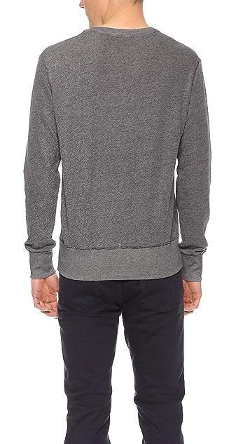 ATM Anthony Thomas Melillo Kangaroo Pocket Sweatshirt