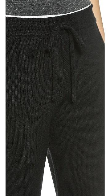 ATM Anthony Thomas Melillo Knit Track Pants