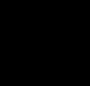 черный