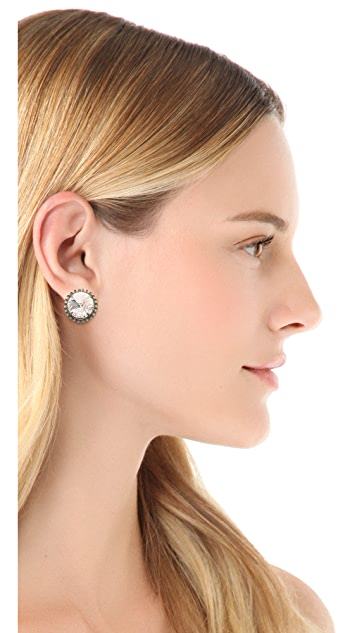 AUDEN Nova Stud Earrings