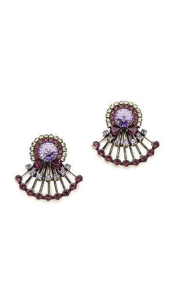 AUDEN Coralia Earrings