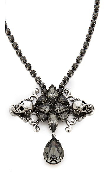 AUDEN Duval Pendant Necklace