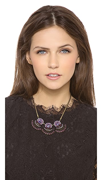 AUDEN Coralia Pendant Necklace