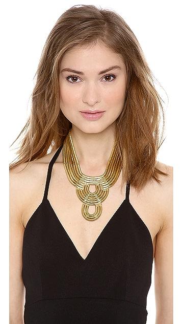 AUDEN Lenox Bib Necklace